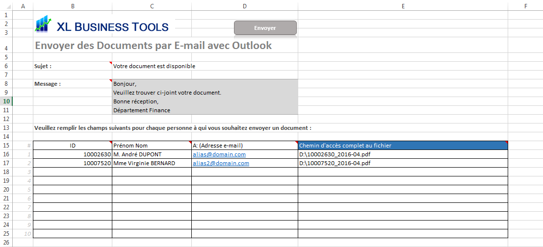 envoi-email-excel-outlook