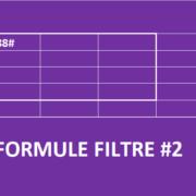 3️⃣ Comment filtrer des données selon plusieurs critères avec la formule Excel FILTRE