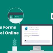 Collectez des données dans Excel Online avec Microsoft Forms | Sondages en utilisant Office 365